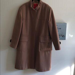 Isaac Mizrahi for Target XL Tan Camel Jacket